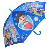 兒童雨傘卡通男女童自動安全長柄晴雨傘