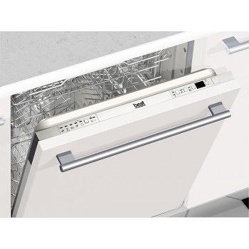 【系統廚具】BEST 貝斯特 DW-331 全嵌式 嵌入式洗碗機