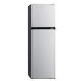 ★MITSUBISHI三菱★一級能效273公升雙門變頻冰箱(銀色) MR-FV27EJ