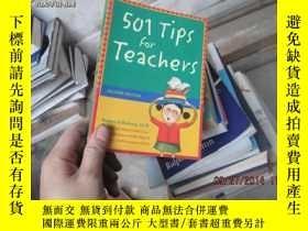 二手書博民逛書店501罕見Tips Teachers 813019636 RAM