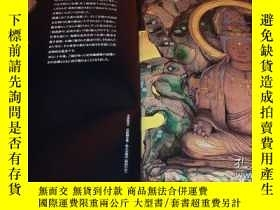 二手書博民逛書店KIRIKANE罕見- Japanese Gold Leaf Traditional Art book statu