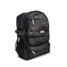 Fila 後背包 Workwear Backpack 黑 男款 工裝風格 雙肩背 運動休閒 【ACS】 BPU9000BK