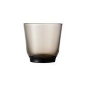 日本KINTO HIBI玻璃杯-220ml-共5色棕