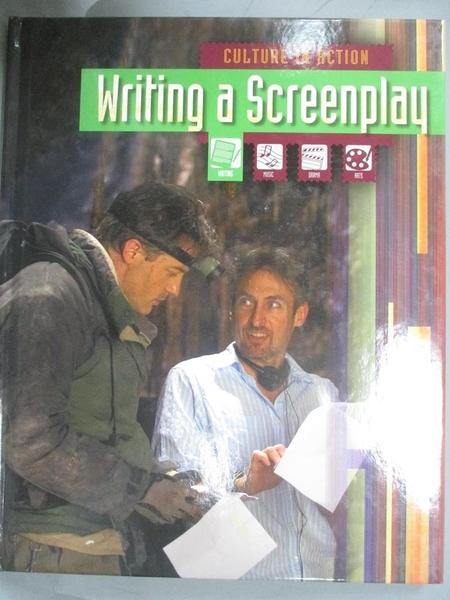 【書寶二手書T2/藝術_EDA】Writing a Screenplay_Liz Miles