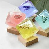 風暴瓶習方形天氣瓶風暴瓶 情人節實用創意閨蜜女生禮物