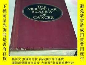 二手書博民逛書店The罕見Molecular Biology of Cancer
