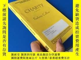二手書博民逛書店CHARITY罕見PAULETTE CALLENY8147 出版