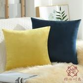 辦公沙發抱枕客廳沙發靠枕床頭靠背超軟【櫻田川島】