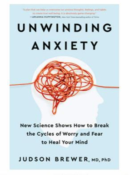 [2美國直購] 2021 AMAZON 暢銷書排行榜 Unwinding Anxiety: New Science Shows