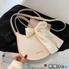 斜背包 包包女夏百搭腋下包2021新款法國小眾斜背馬鞍包高級感時尚單肩包 榮耀 上新