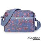 LeSportsac - Standard側背隨身包(雷麗蘭/靛藍色) 2434P F425