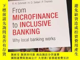 二手書博民逛書店From罕見MICROFINANCE TO INCLUSIVE