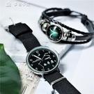 12星座夜光防水十二星座韓版簡約時尚手錶男女中小學生個性禮物百搭腕錶 快速出貨