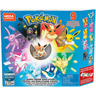 《 Pokemon 》 Mega Construx 美高創建寵物小精靈伊布全套裝 / JOYBUS玩具百貨