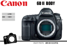 CANON 6D Mark II BODY 6D2 機身 公司貨