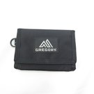 GREGORY TRIFOLD WALLET 零錢包 GG1351071041 黑【iSport愛運動】