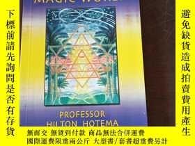 二手書博民逛書店The罕見magic world(英文原版)Y271942 PROF.HILTON HOTEMA Health