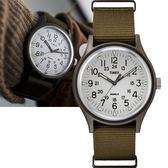 TIMEX 天美時 MK1 手錶(TXTW2R37600)  軍錶/軍綠/40mm