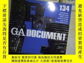 二手書博民逛書店GA罕見DOCUMENT 134.Y203004 GA DOCU