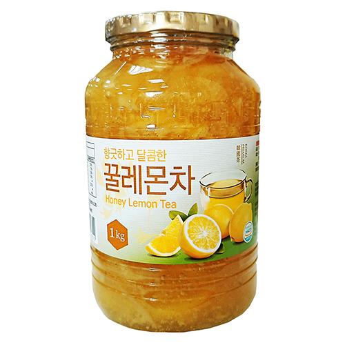 韓國蜂蜜-檸檬茶1KG【愛買】
