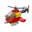 【BanBao 積木】大顆粒系列-轉轉樂-直升機 9721