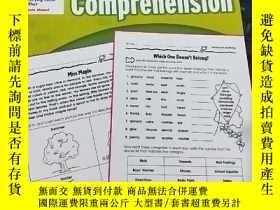 二手書博民逛書店Scholastic罕見Success with Reading Comprehension: Grade 2