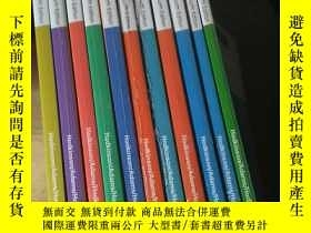 二手書博民逛書店WORDLY罕見WISE 3000 BOOK2-12 11本合售 未開封Y319416 WORDLY WISE