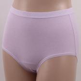 【華歌爾】新伴蒂內褲M-3L高腰三角款(迷迭紫)(未滿3件恕無法出貨,不可退換貨)