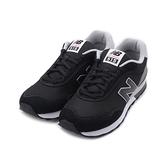 NEW BALANCE NB515絨面復古跑鞋 黑灰 ML515RB3 男鞋
