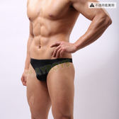 男性內褲 狂野男孩3D剪裁U凸囊袋丁字褲(黑)-XXL-玩伴網【隱密出貨】