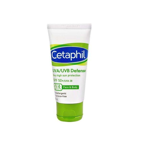 Cetaphil 舒特膚 極緻全護低敏防曬霜 50ml  SPF50+ / UVA28【瑞昌藥局】012635