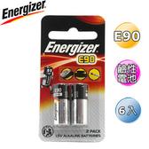 Energizer 勁量 E90 遙控器電池1.5V 6入