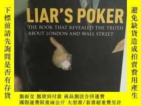 二手書博民逛書店邁克爾·劉易斯罕見Michael Lewis:Liar s Po