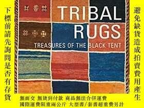 二手書博民逛書店Tribal罕見Rugs: Treasures of the B