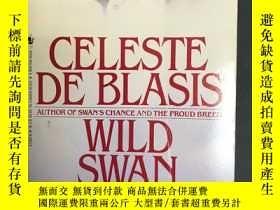 二手書博民逛書店Wild罕見SwanY280119 Celeste De Bla