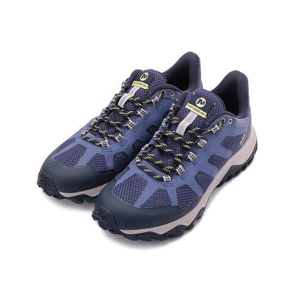 MERRELL FIERY GORE-TEX HIKING 郊山健行鞋 藍紫 ML16602 女鞋
