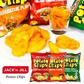 馬來西亞 JACK'n JILL 傑克吉爾洋芋片 75g【櫻桃飾品】【29679】