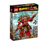 【LEGO樂高】Monkie Kid悟空小俠系列-齊天大聖黃金機甲 #80012