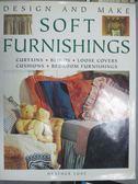 【書寶二手書T1/設計_YHB】Soft Furnishings_Heather Luke
