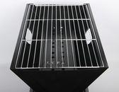 戶外燒烤爐 小型家庭燒烤爐 便攜式折疊燒烤爐 X燒烤爐燒烤架全館超增點限時大放送!