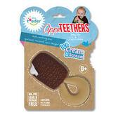 美國 Appe TEETHERS 趣味食物造型矽膠玩具-雪糕【佳兒園婦幼館】