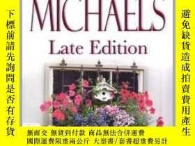 二手書博民逛書店Late罕見Edition時人時事,費恩·邁克爾斯作品,英文原版Y449990 Fern Michaels K