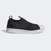 Adidas Superstar SLIP ON W [S81337] 女鞋 運動 休閒 經典 復古 潮流 愛迪達 黑白