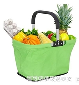 kaiying凱英購物籃折疊手提購物籃大號水果收納籃保溫野餐籃包郵