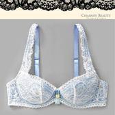 Chasney Beauty-湛藍B-D蕾絲內衣(藍)