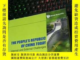 二手書博民逛書店THE罕見PEOPLES REPUBLIC OF CHINA T