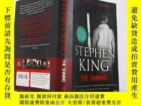 二手書博民逛書店STEPHEN罕見KING THE SHINING d12-5Y