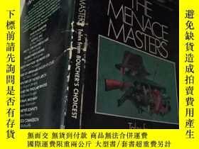二手書博民逛書店the罕見menace masters (tales from