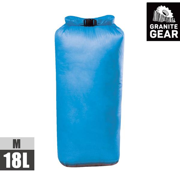 Granite Gear 175485 30D eVent Sil DrySack 輕量防水收納袋(18L) / 城市綠洲 (沙灘戲水、出國旅行、平日收納)