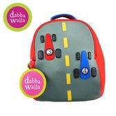 美國Dabbawalla瓦拉包 -賽車兒童後背包